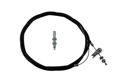 "Brake Cable 74-1/2"" for Harley Big Twins & XL Sportsters"