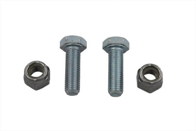 Hex Bolt Set Chrome for Handlebar Cross Bar & Clamp