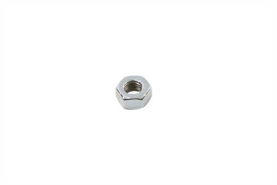 "Hex Nut 7/16""-20 Chrome Fine Thread - 20 Pack"