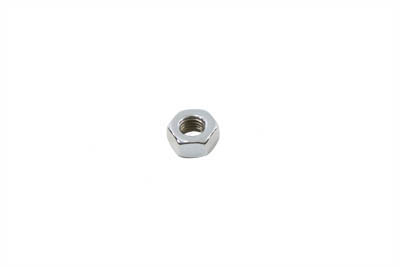 "Hex Nut 7/16""-20 Chrome Fine Thread - 100 Pack"