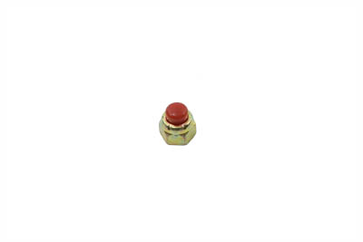 "Red Cap Nut 1/2""-20 - 25 Pack"