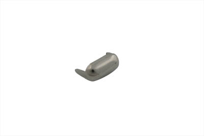 "1/2"" Oval Saddlebag Spots Nickel - 50 Pack"