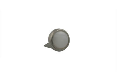 "1/2"" Round Saddlebag Spot Pearl - 50 Pack"