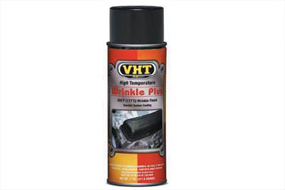 VHT Black Wrinkle Finish - 11 Ounce Can