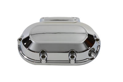 Clutch Release Cover Chrome 6-Speed smooth for 2006-UP Big Twins