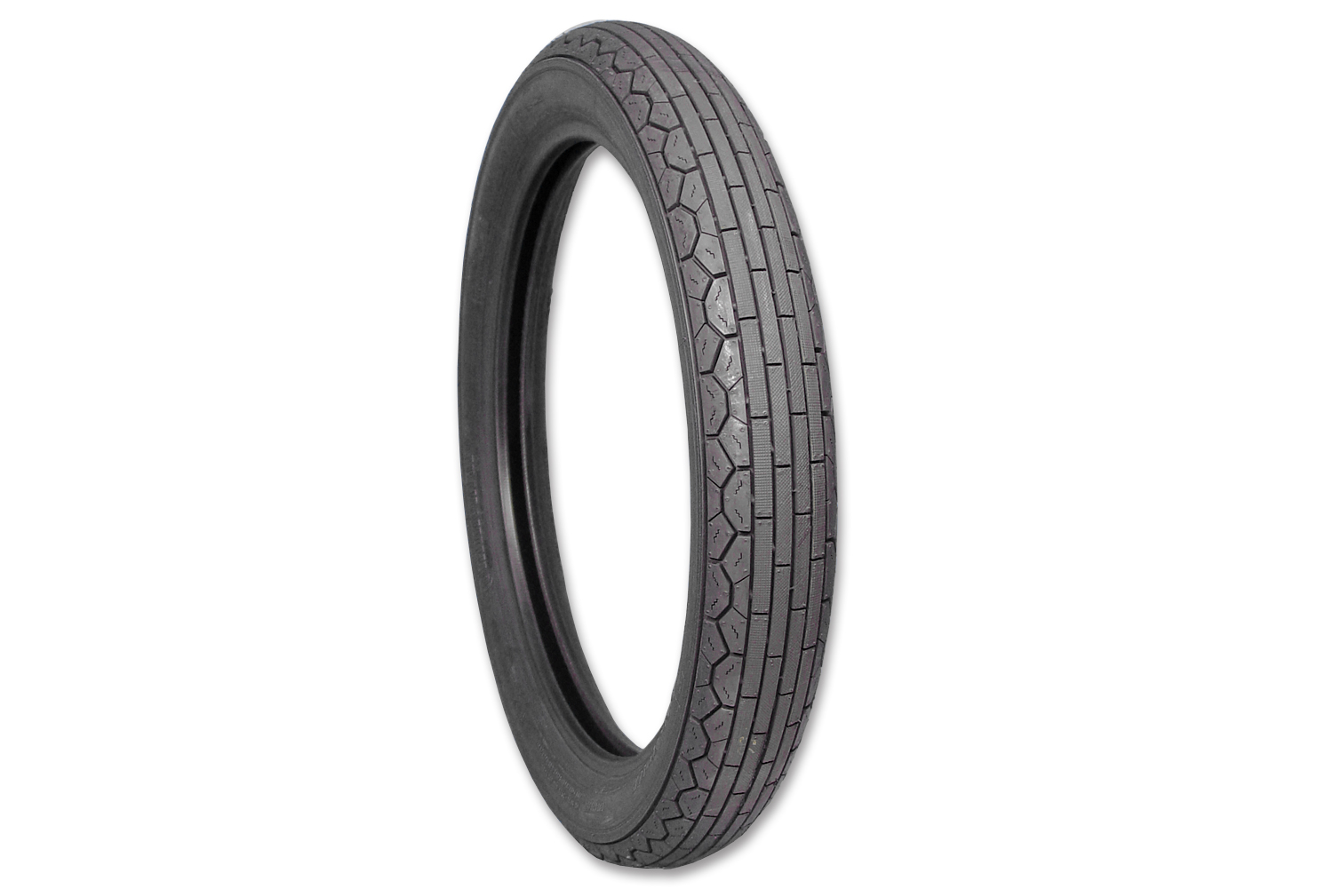 Continental RB-2 3.25 X 19 Front Blackwall Tire for Harley & Customs