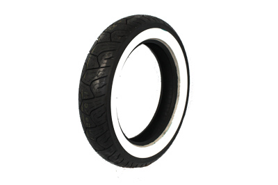 Continental Milestone 130/90 X 16 Rear Wide Whitewall Harley Tire