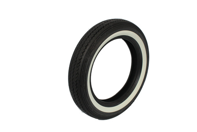 Replica HD 240 Classic MT90 X 16 Front/Rear Wide Whitewall Tire