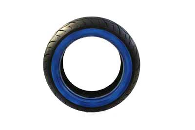 Vee Rubber 200/50R X 18 Rear Whitewall Tire for Harley & Customs
