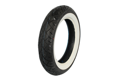 Metzeler ME 880 130/90H X 16 Front Wide Whitewall Harley Tire
