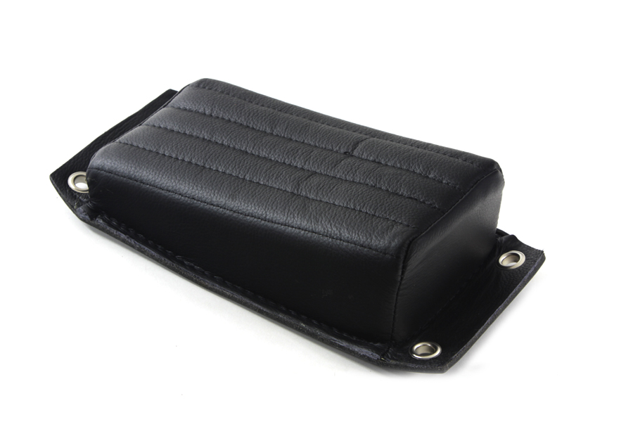 Rear Seat Pad Tuck and Roll for Harley Big Twins & XL Sportsters