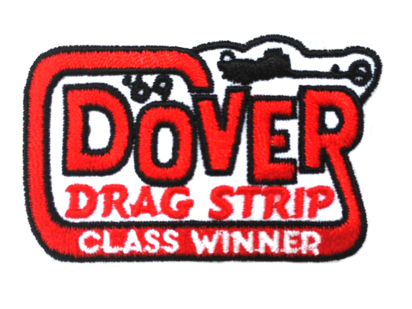 Dover Drag Strip Patches