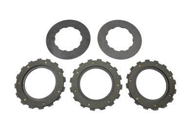 Clutch Plate Kit for Harley VL 1930-1936