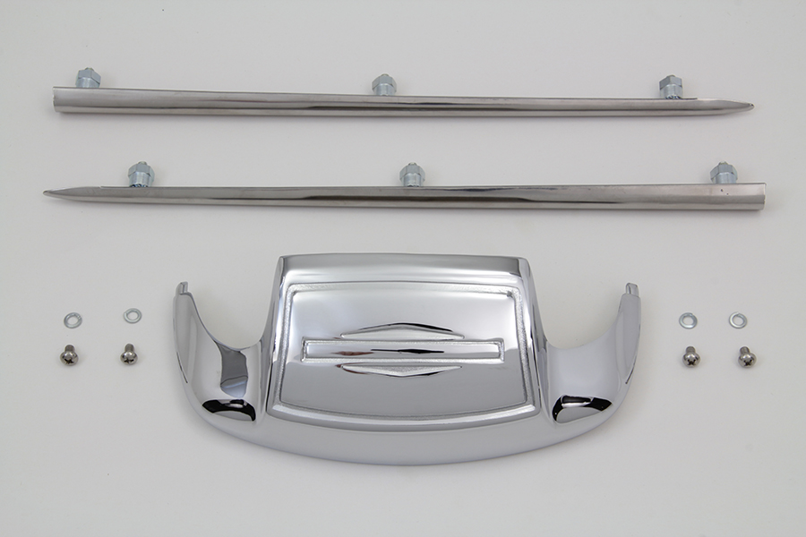 Chrome FL 1967-1972 Front Fender Trim Kit