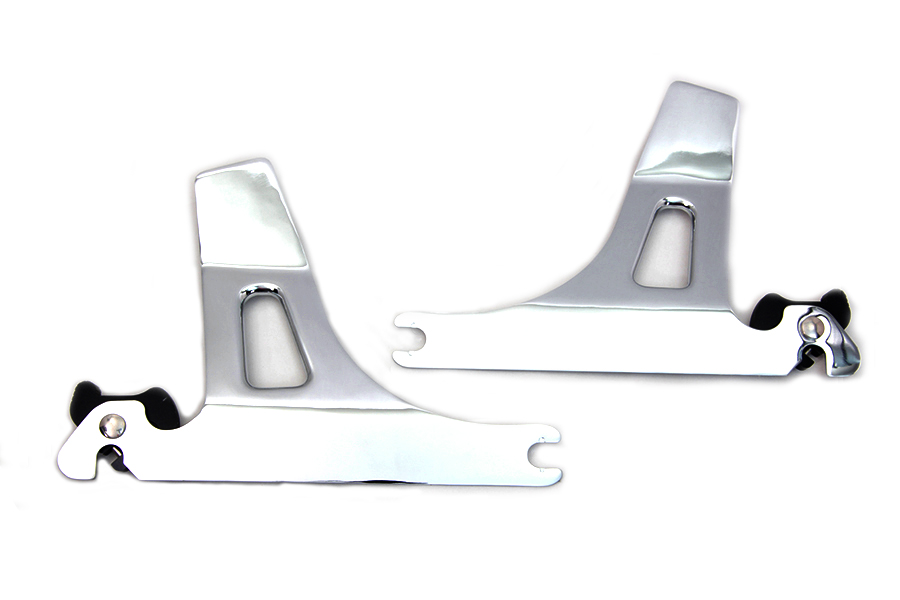 FXD 2006-UP Dyna Glide Sissy Bar Detachable Side Plates