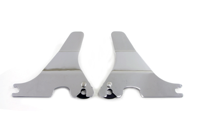 Sissy Bar Detachable Side Plates for XL 2004-UP Harley Sportster