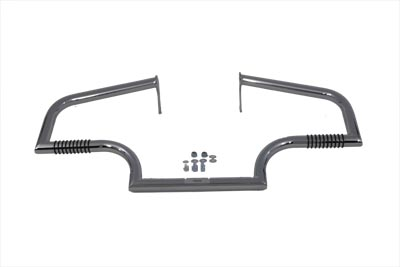Lindby Custom Front Engine Bar for Harley FXST 2000-UP Softails