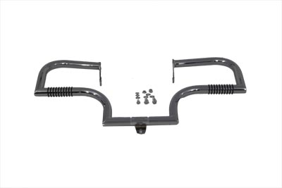 Lindby Custom Front Engine Bar for Harley FLH 1965-1975