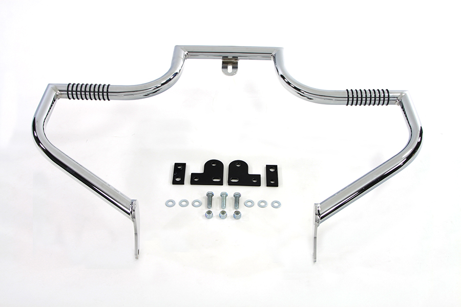FLD 2012-UP Lindby Custom Front Engine Bar
