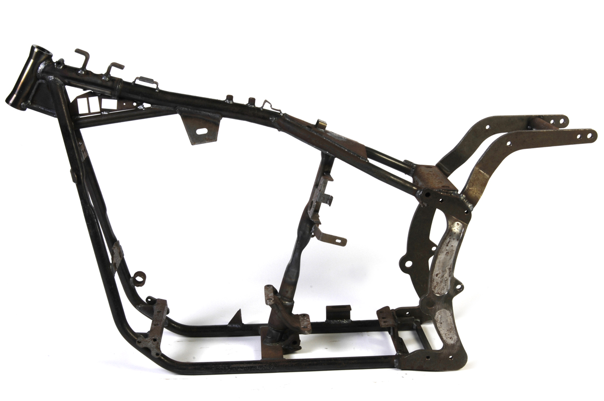 Paughco FXST Frame for 1987-1999 FLST & FXST Softails
