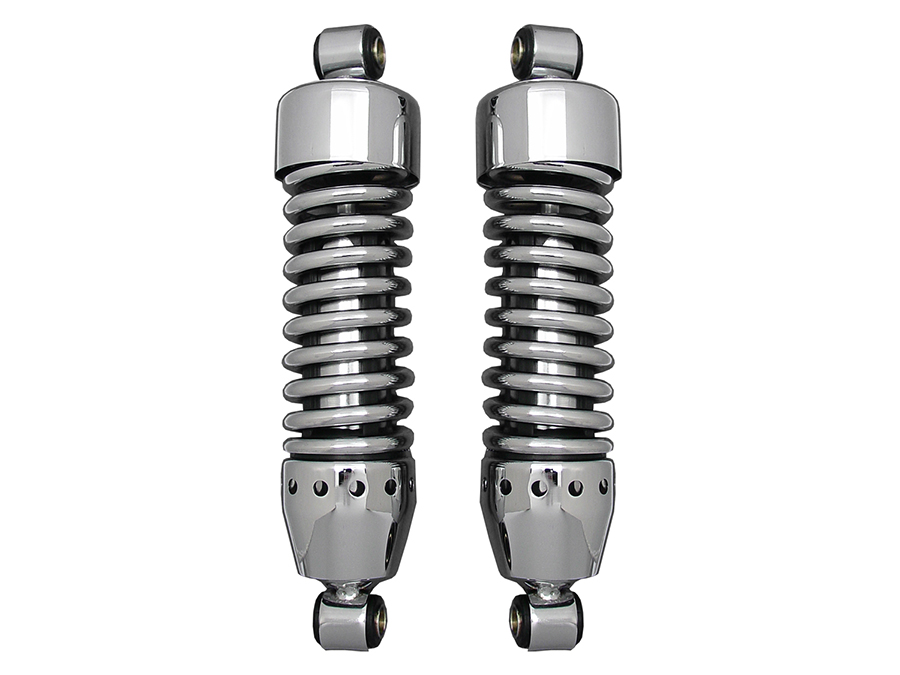 11-1/2 in. Chrome Shock Set for FXD-FXDWG 1993-2005 Harley