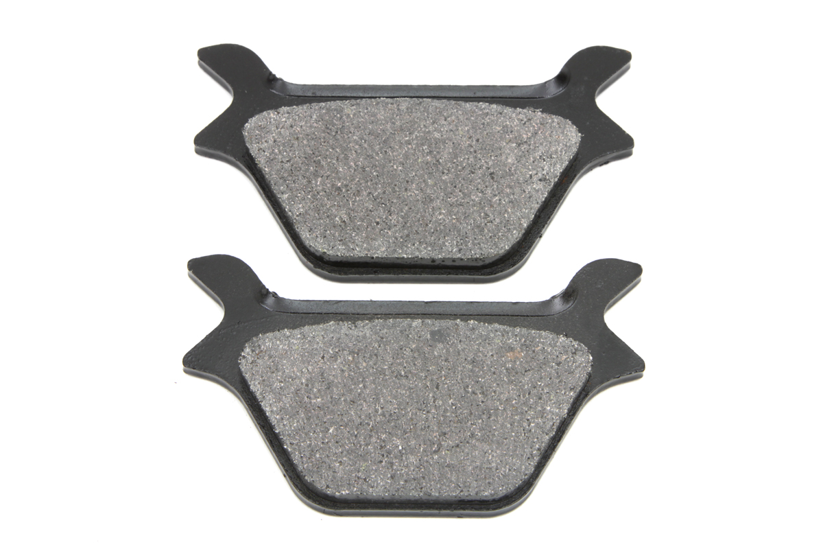 Dura Soft Rear Brake Pad Set for 1987-1999 Big Twins & XL