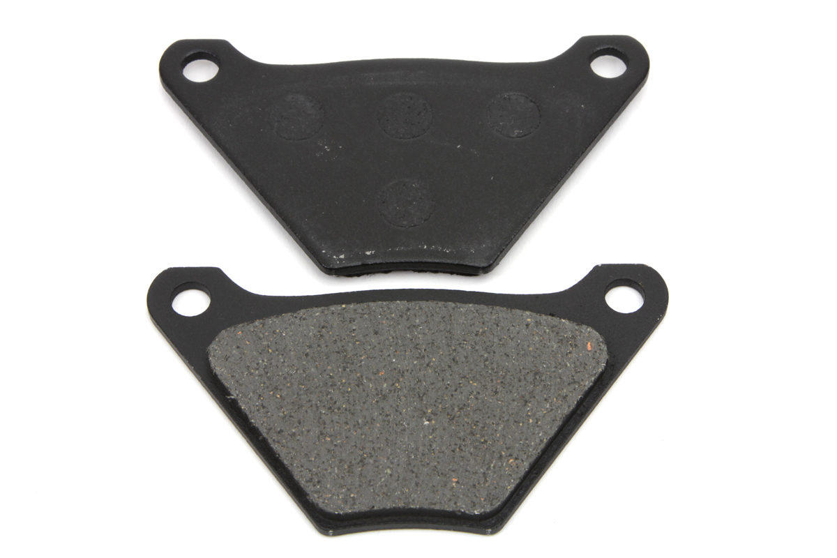 Dura Soft Rear Brake Pad Set for 1972-1984 Big Twins